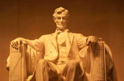 Lincoln-Memorial in Washington: Neuer Star der Homosexuellen