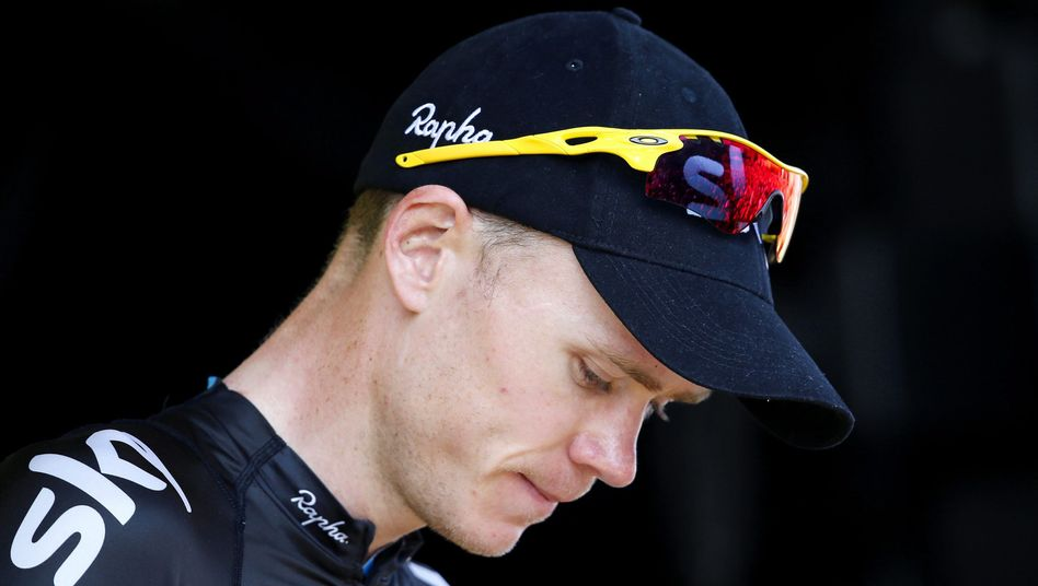 """Froome: """"Das ist uncool"""""""