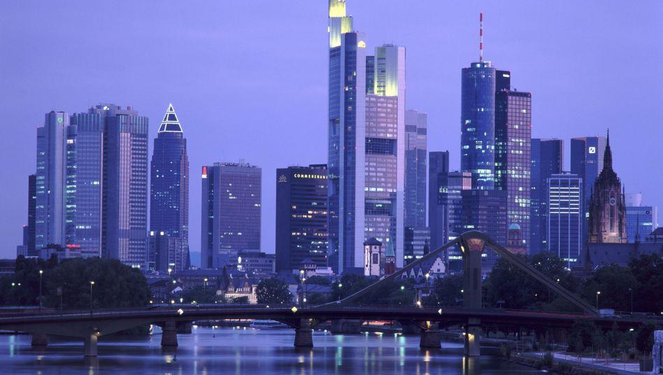 Banken-Skyline: Vorsorge gegen den nächsten Crash