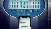Twitter sperrt Trump-Account dauerhaft