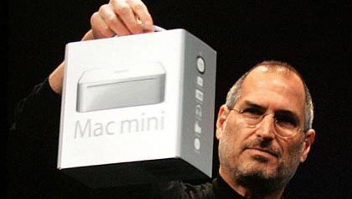 Mac mini: Der Apple-Rechner fürs Volk