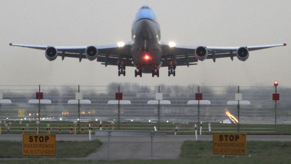 KLM-Maschine: Die niederländische Airline wurde zu Ausgleichszahlungen verurteilt