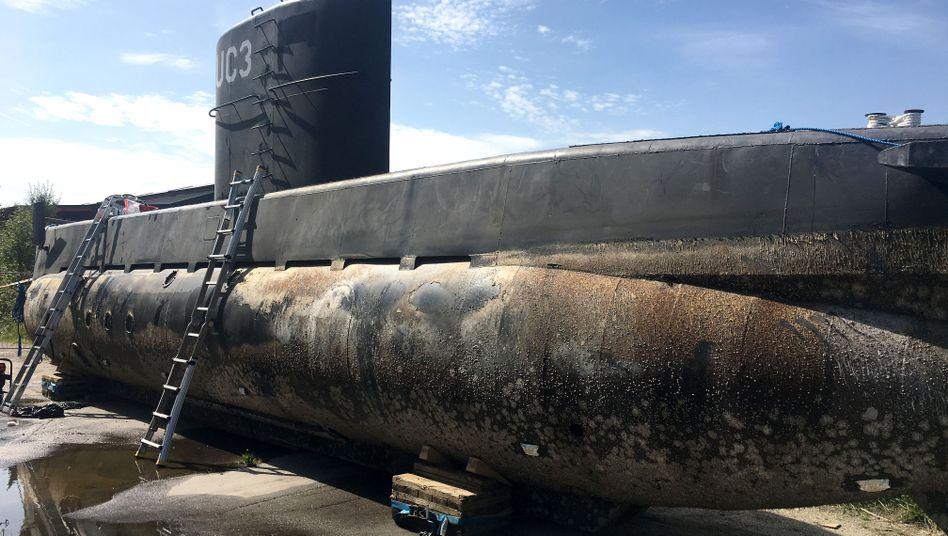 """U-Boot """"Nautilus"""""""