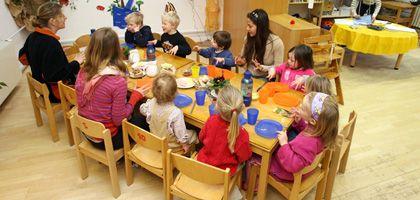 """Kita-Kinder: """"Süßigkeiten gehören nicht in die Brotdose"""""""