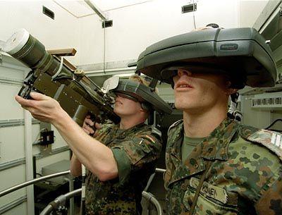 """Erweiterte Sinne: """"Übermenschliche"""" Fähigkeiten wünscht sich auch das Militär"""