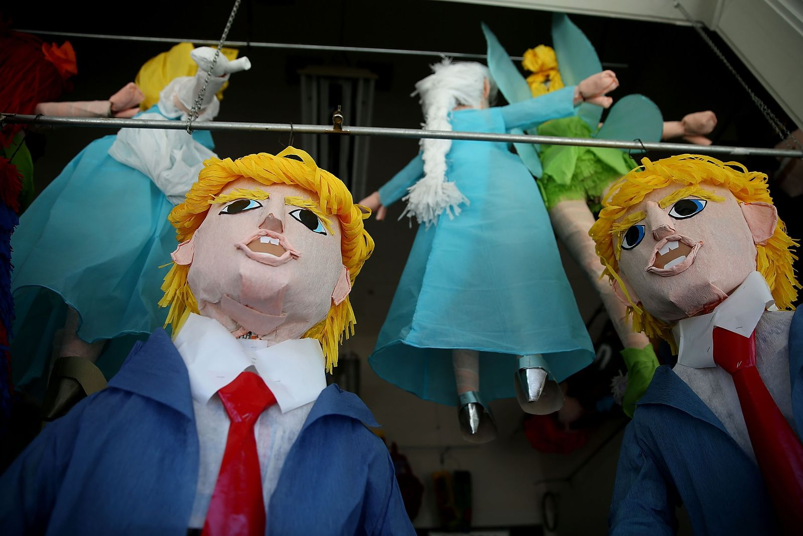 US-DONALD-TRUMP-PINATAS-ON-SALE-IN-SAN-FRANCISCO