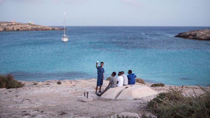 Flüchtlingspolitik: Was wurde aus Lampedusa?