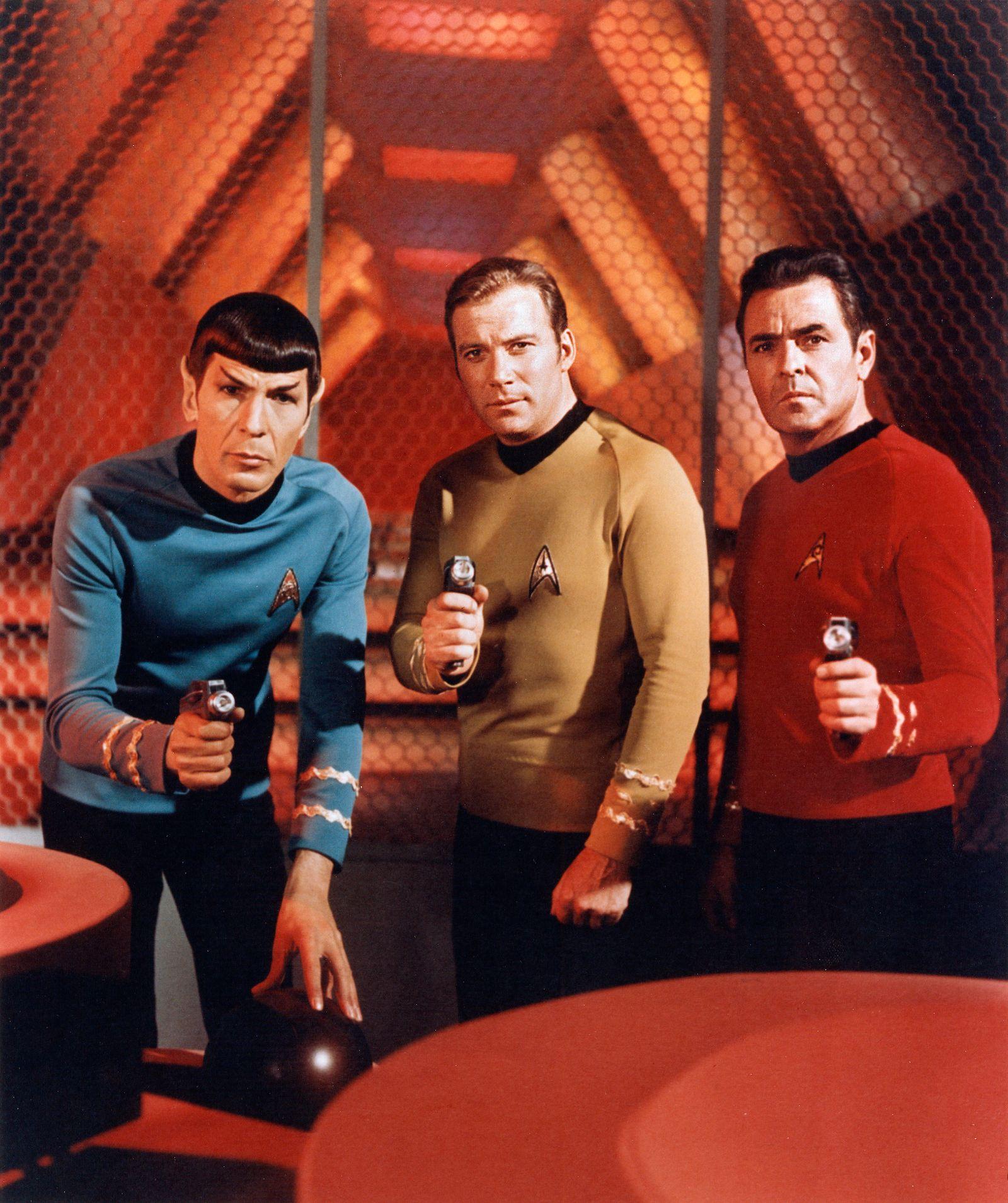 EINMALIGE VERWENDUNG Star Trek