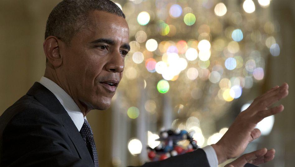US-Präsident Obama: Forderung nach Kompromisse auf allen Seiten