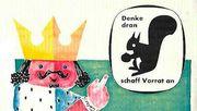 Als die Deutschen Eichhörnchen werden sollten