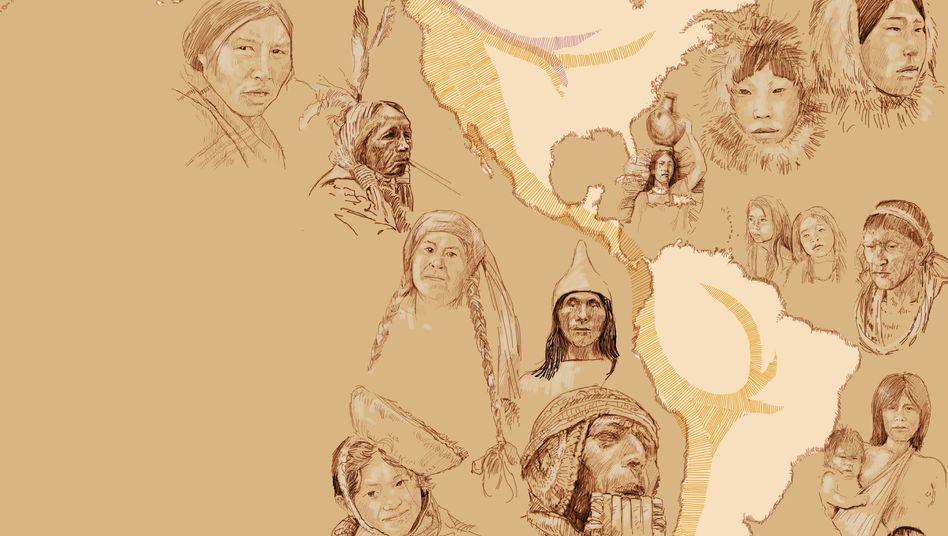 Besiedlung Amerikas: 365.000 DNA-Sequenzen amerikanischer Ureinwohner untersucht