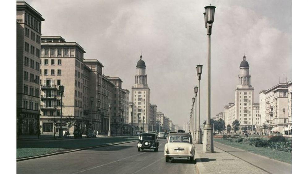 """Prestige-Adresse: Die """"Arbeiterpaläste"""" der Stalinallee"""