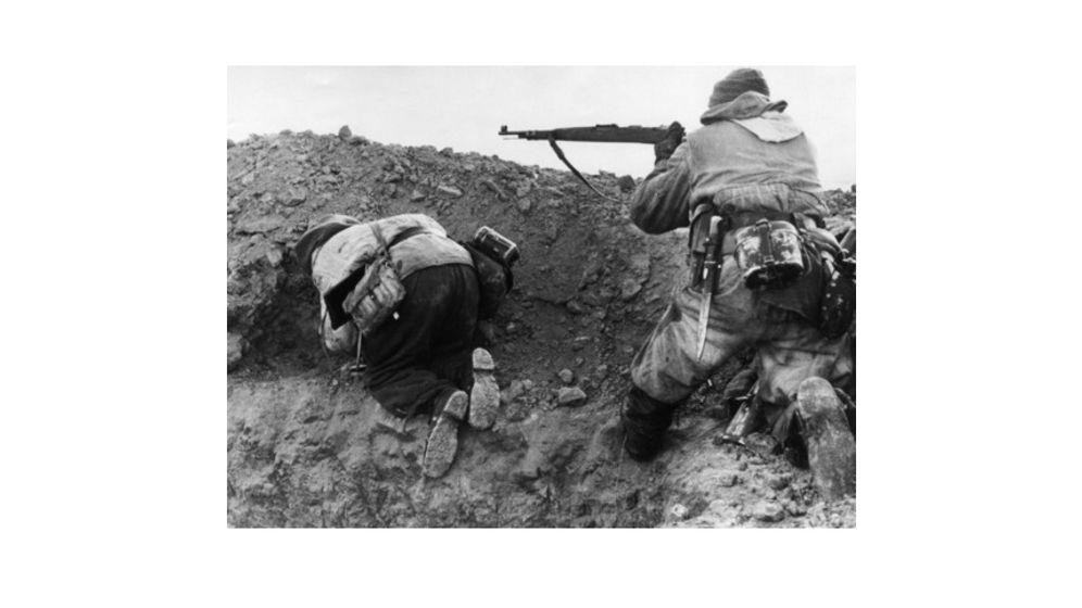 Zweiter Weltkrieg: Nackt ohne Artillerie