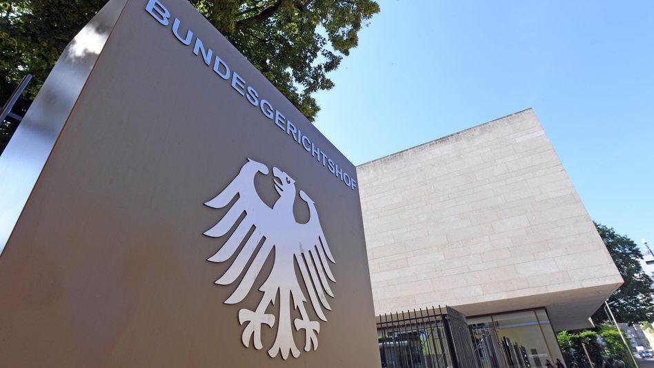 Der Bundesgerichtshof (BGH) in Karlsruhe