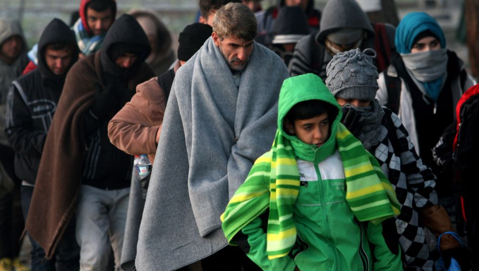 Flüchtlinge (Symbolbild): Immer mehr kritische Stimmen