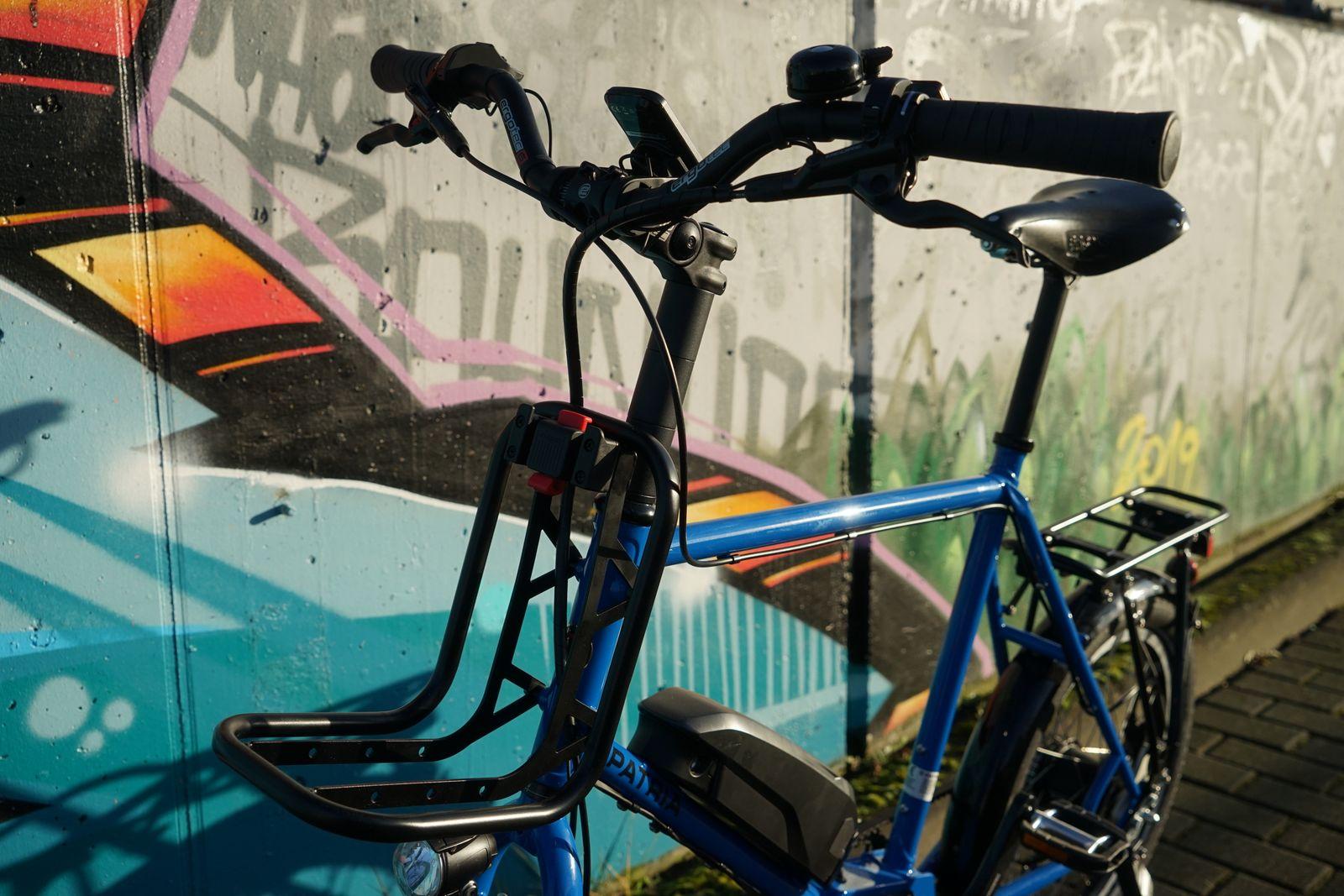 Patria E-Bike
