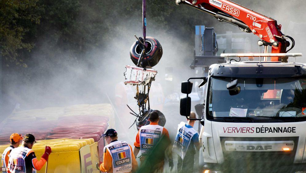 Unfall in der Formel 2: Tod auf der Rennstrecke
