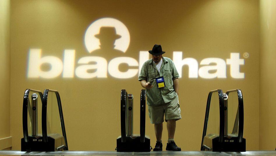 Black Hat 2011: Schlapphut bei der kommerziellen Schwesterkonferenz der Defcon