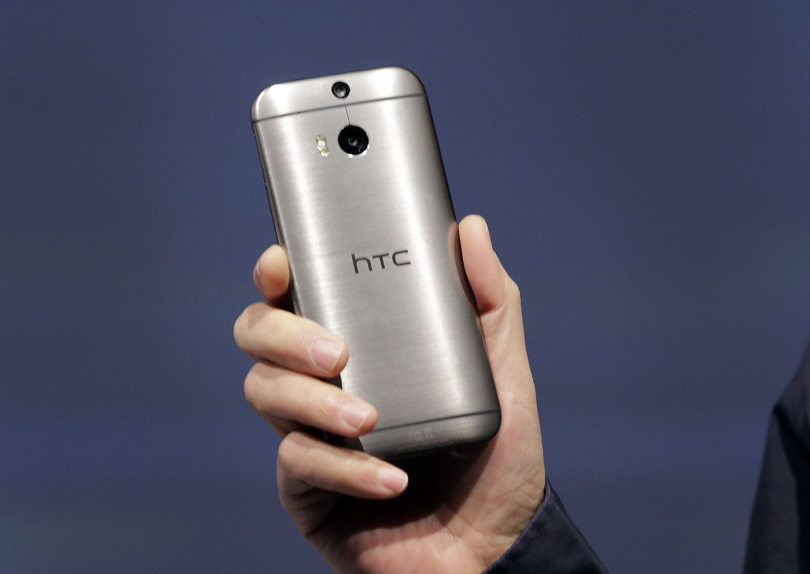 Peter Chou / HTC One M8