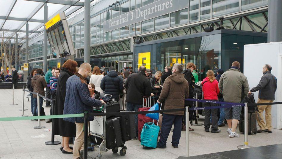 Fluggäste: 42 Datenpunkte sollen künftig gespeichert werden