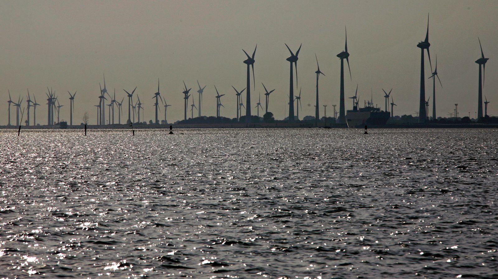 Windpark / Nordsee