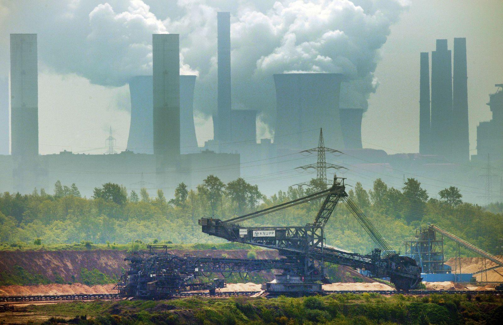 DER SPIEGEL 23/2013 S. 44 SPIN Lignite Mining