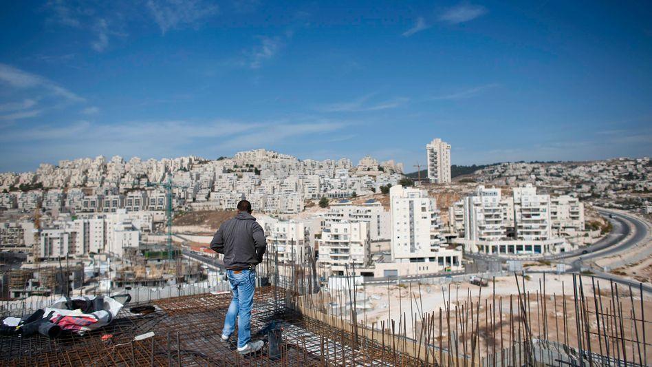 Israelische Siedlung im Westjordanland: Bauprojekt in Har Homa