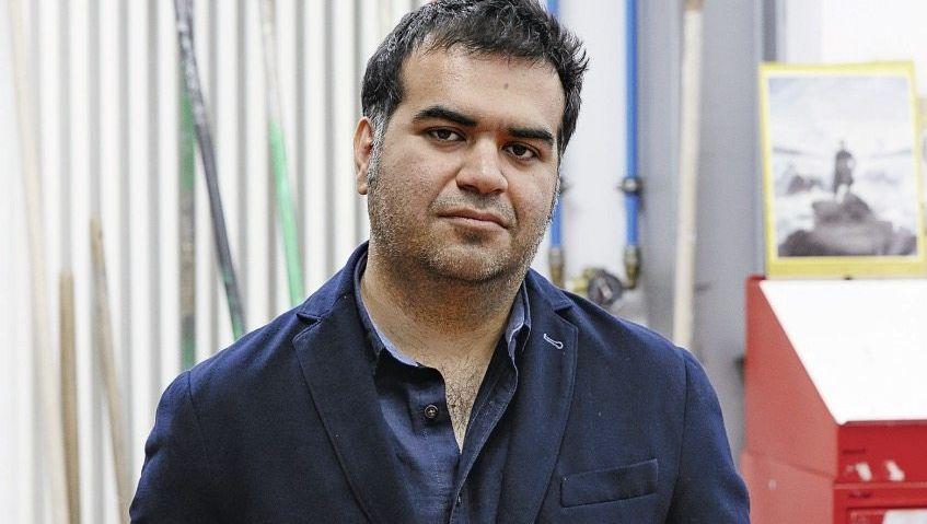 Regisseur Amir Reza Koohestani