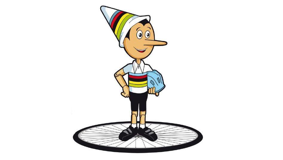 """WM-Maskottchen Pinocchio: """"Mit seinen Wurzeln verbunden, glücklich"""""""