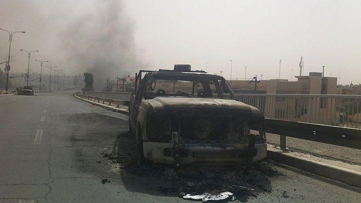 Massenflucht aus Mossul: Terror im Irak, Sorge in den USA