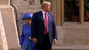 Die Queen und der Fauxpas-König