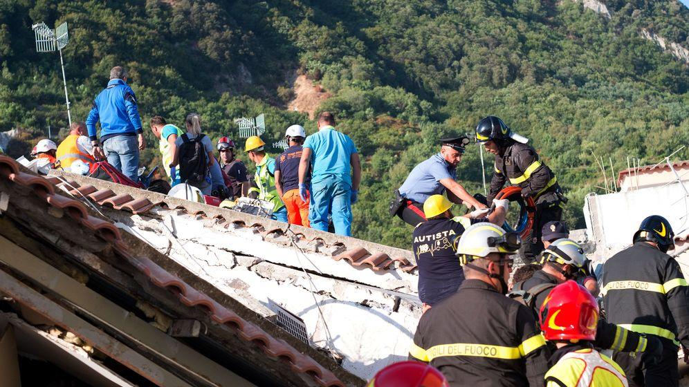 Erdbeben in Italien: Viel versprochen, nichts gehalten
