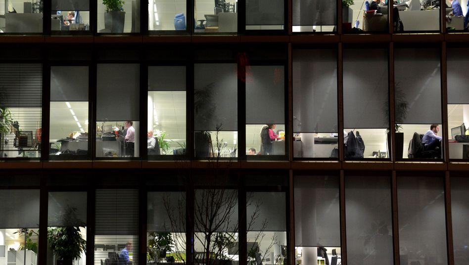 Die im Frühjahr eingeführte Homeoffice-Pflicht können viele Firmen bislang leicht umgehen