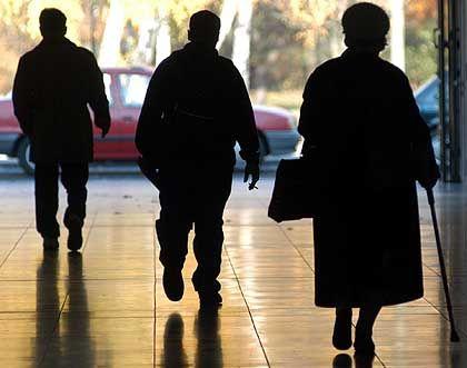 Rentner in Deutschland: Bezüge nicht mehr sicher