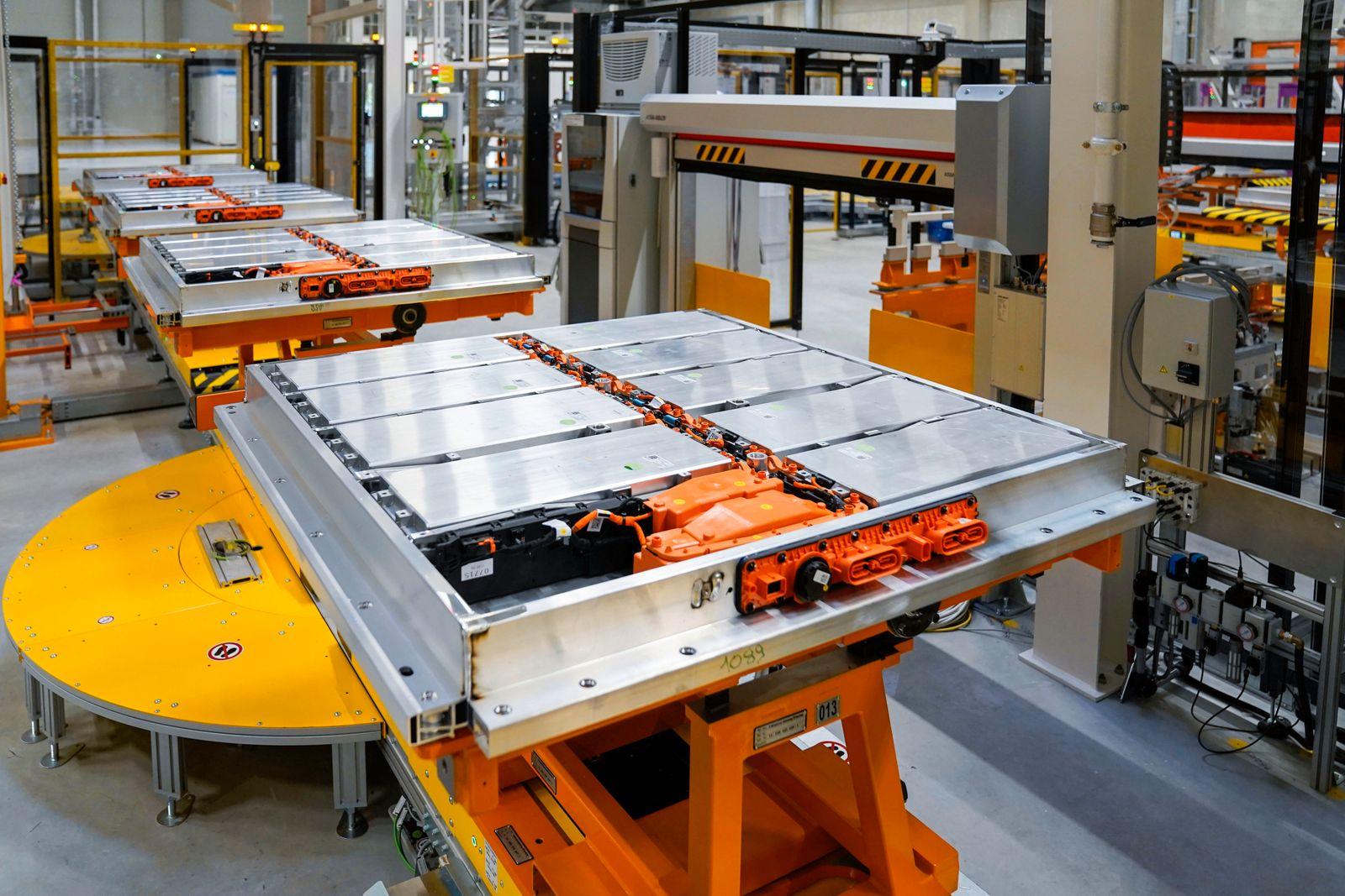 Werk Braunschweig wird Zentrum für Batteriesysteme