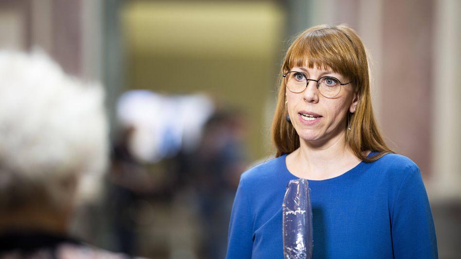 Sachsens Justizministerin Katja Meier setzt sich für geschlechtergerechte Sprache ein
