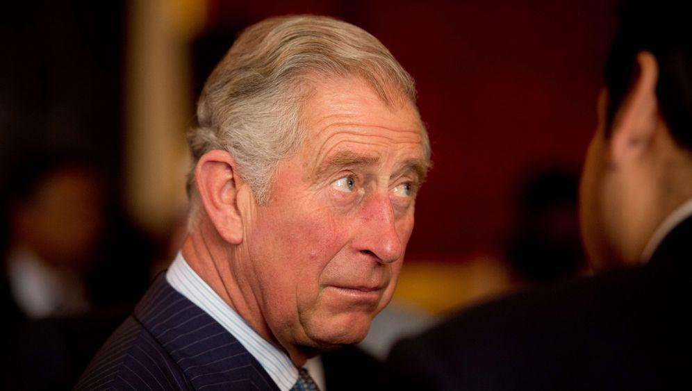 Steuergebaren von Prinz Charles: Transparenz, Eure Majestät!