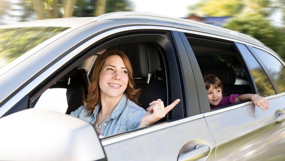 Unterwegs mit Kindern: Eltern scheitern oft an ihren Ansprüchen