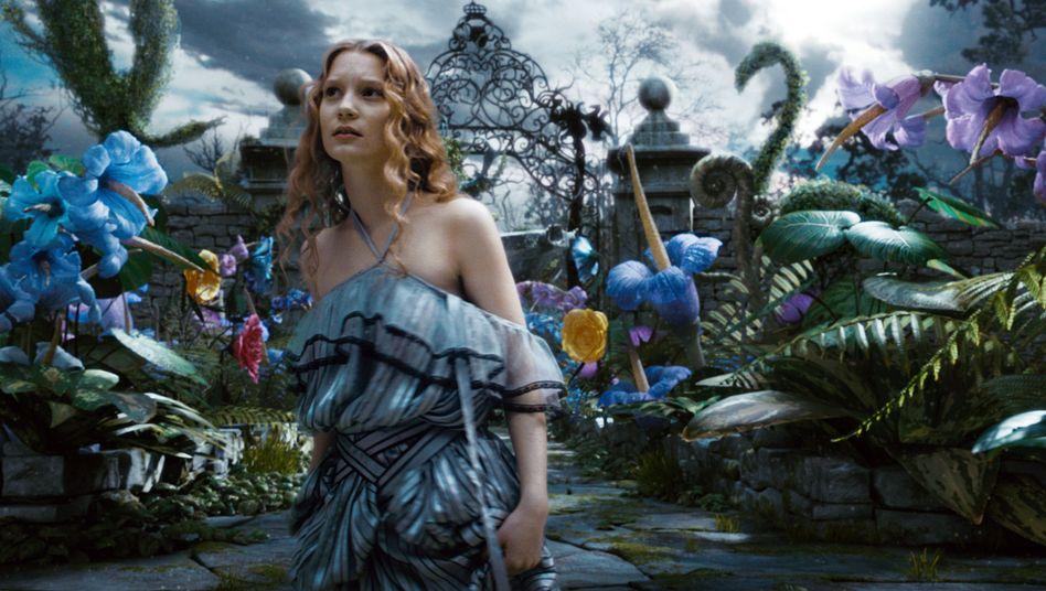 Alice Im Wunderland Raupe Zeichentrick