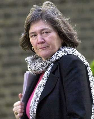 Clare Short: Wortführerin der Kritiker