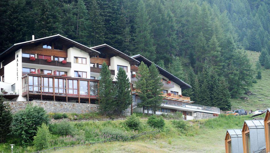 In diesem Hotel wohnt Angela Merkel regelmäßig im Urlaub