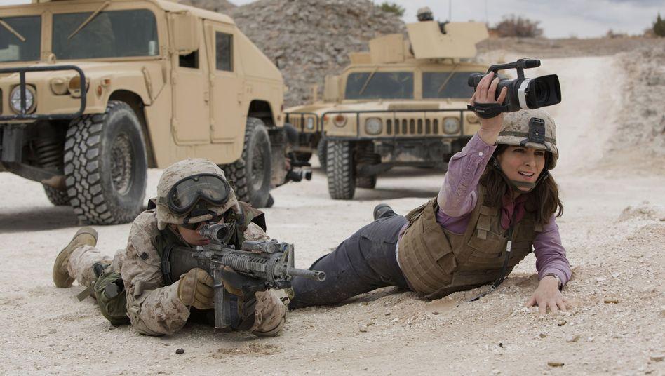 """Whiskey Tango Foxtrot""mit Tina Fey: Kommt ne Kriegsreporterin nach Kabul"