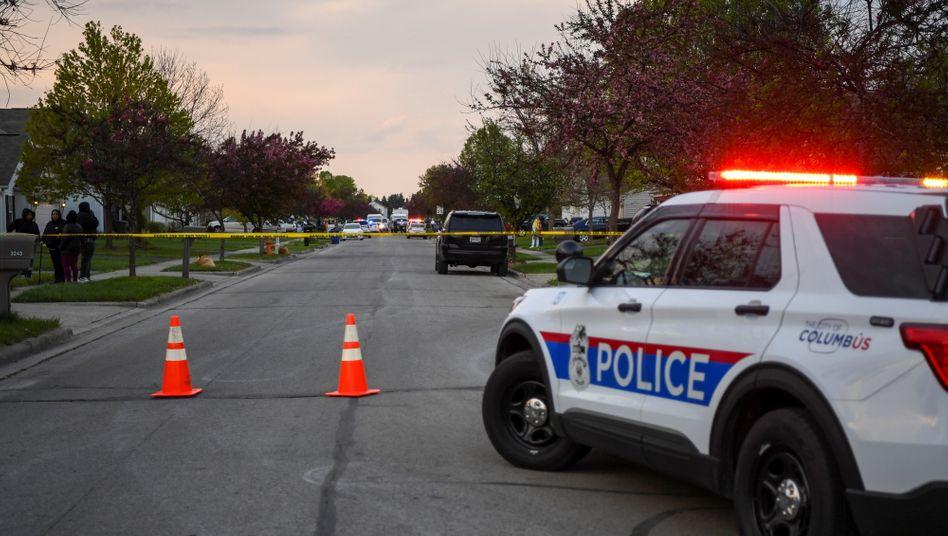 Tatort in Columbus: Die Ermittlungen stehen noch am Anfang