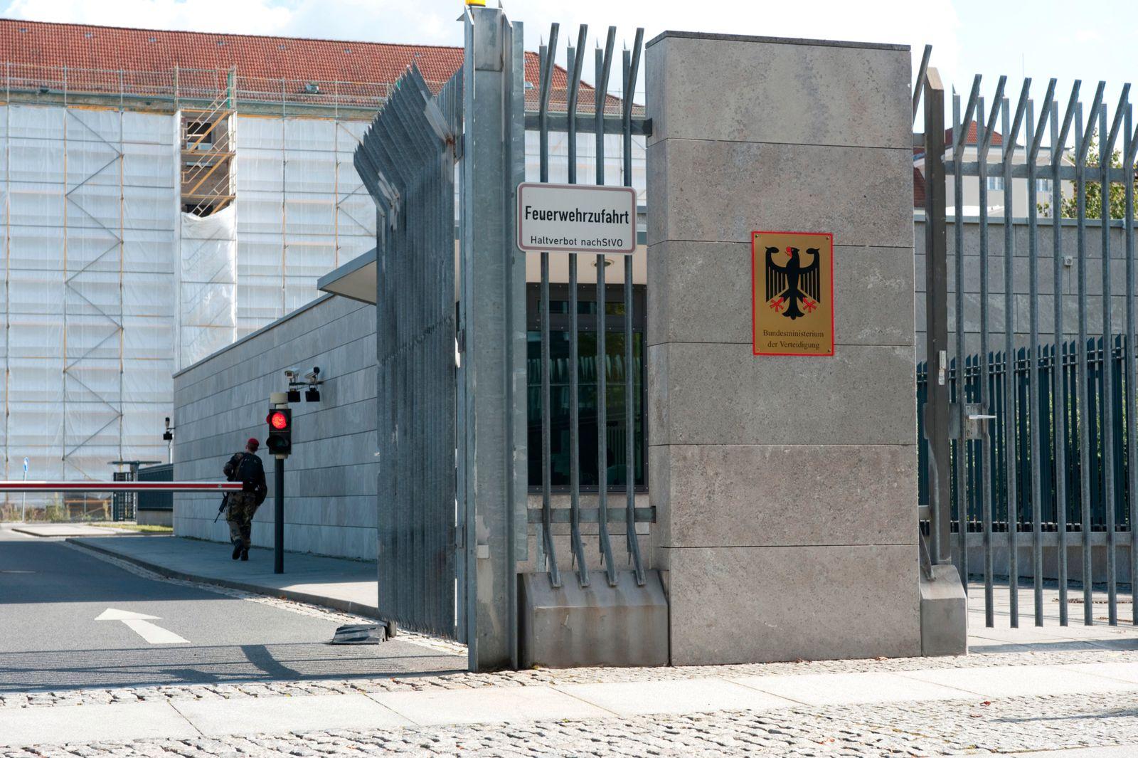 Verteidigungsministerium in Berlin