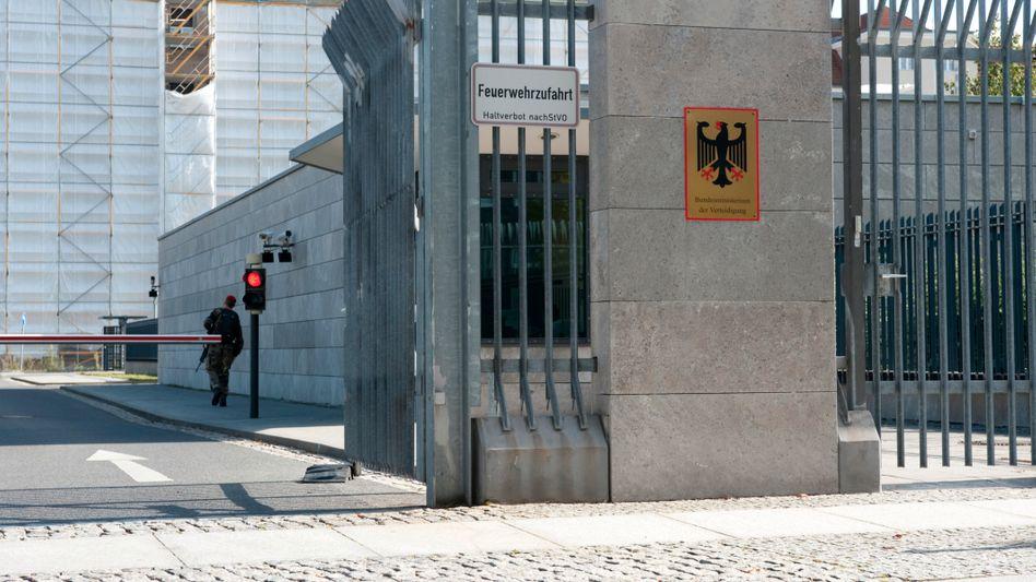 Bundesverteidigungsministerium: Feind in den eigenen Reihen?