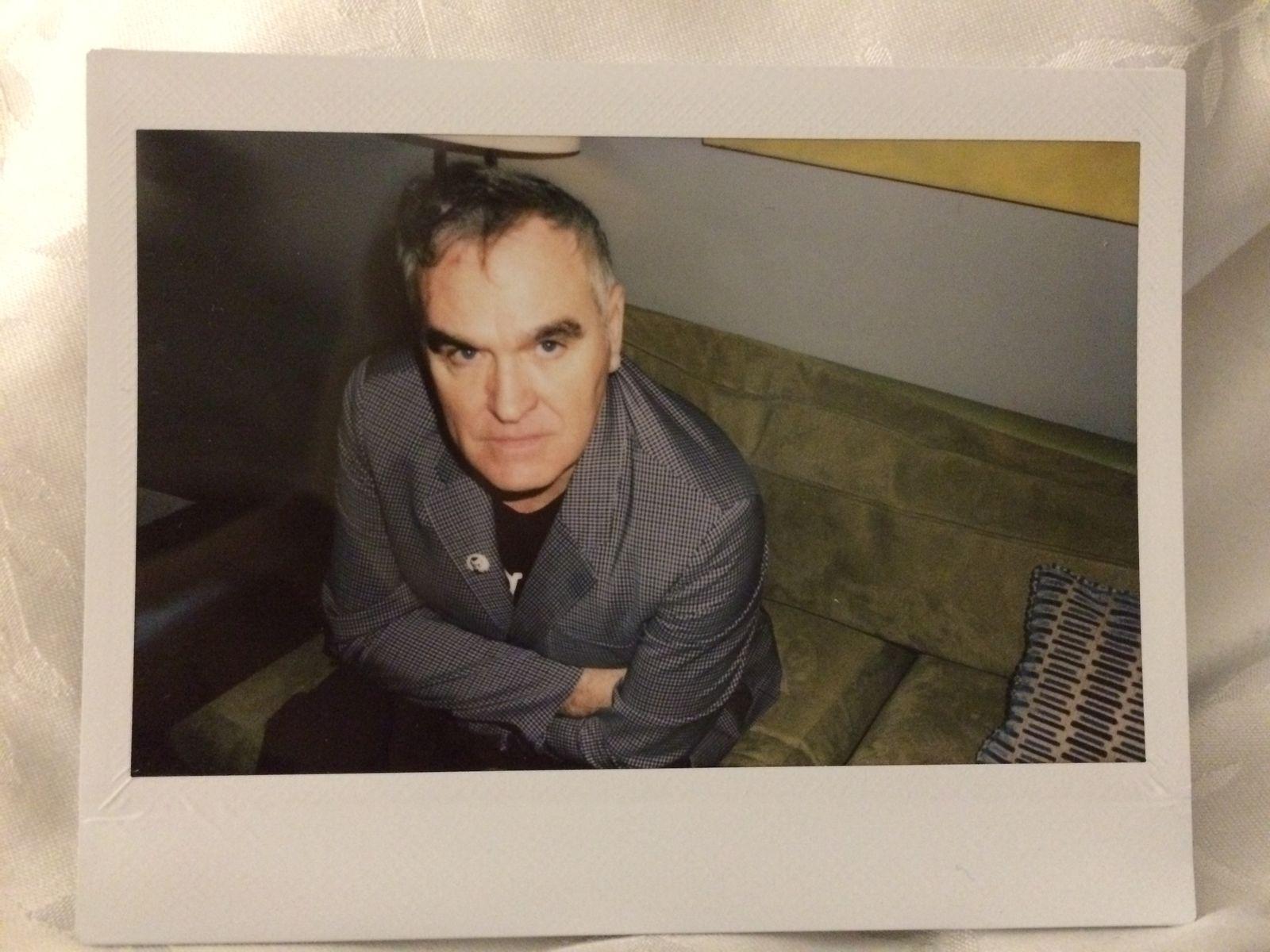 EINMALIGE VERWENDUNG SPIEGEL Plus SPIEGEL 47/2017 S.122 Interview Musiker Morrissey STARTBILD