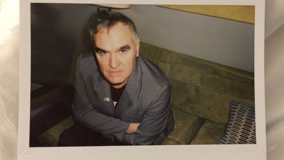 """Musiker Morrissey: """"Alle sind müde"""""""
