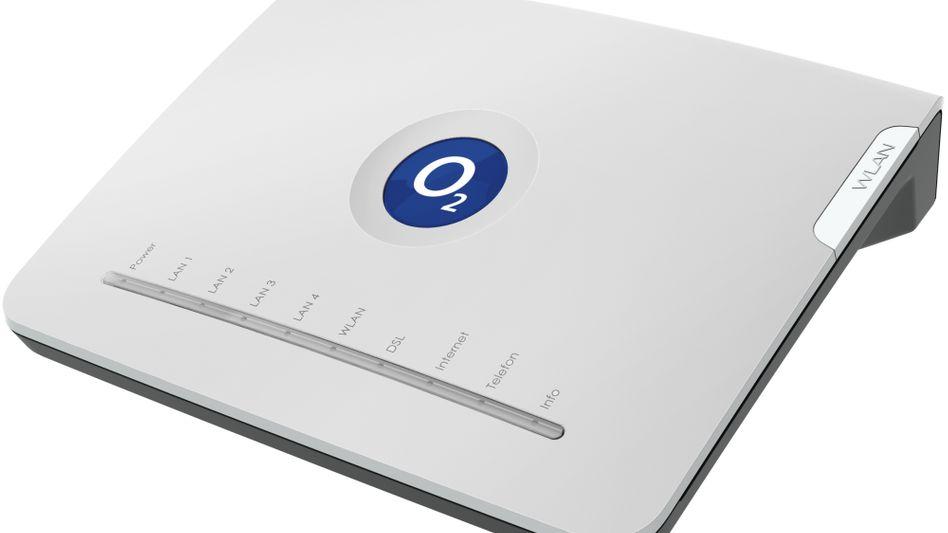 W-Lan-Router von O2: Sicherheitslücke bei DSL-Kunden