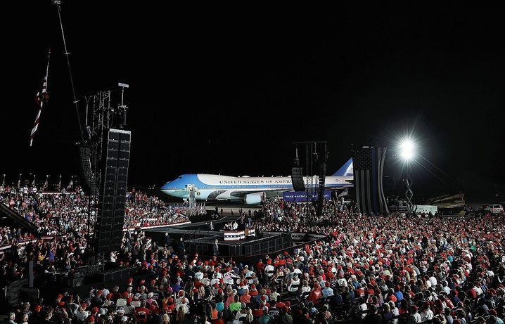 Trump campaign event in Florida