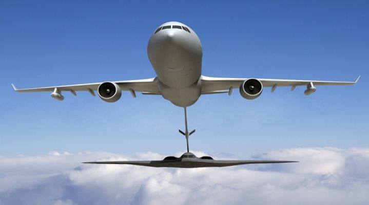 Tankflugzeug Auftrag / EADS / Boeing